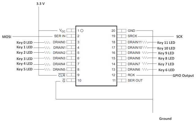 CMPE146_F15_ElectronicPiano_LEDdriver electronic piano wiring diagram wiring diagrams  at nearapp.co